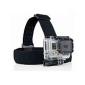GoPro Hero 相机 A款头带 三条胶原装同款 佳能